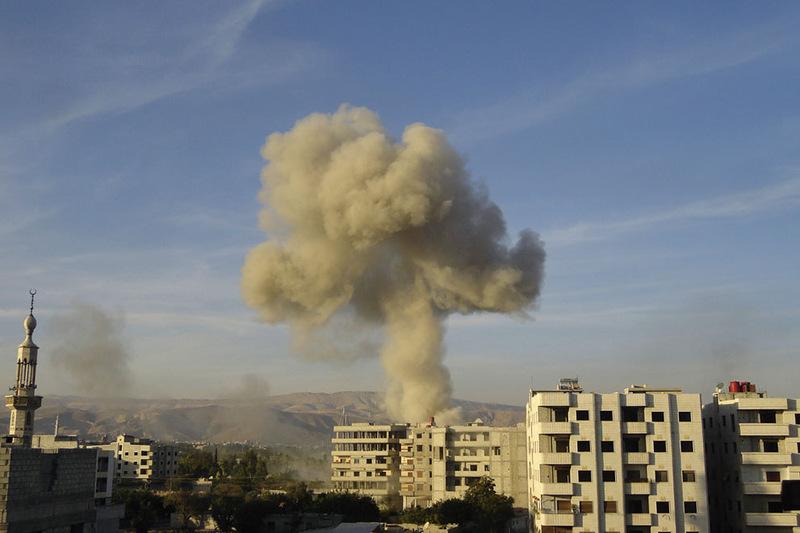Fotoğraflarla Suriye'de Direniş ve Esed Zulmü 23