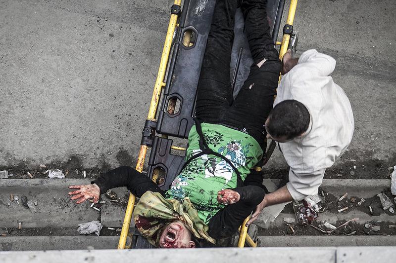 Fotoğraflarla Suriye'de Direniş ve Esed Zulmü 29