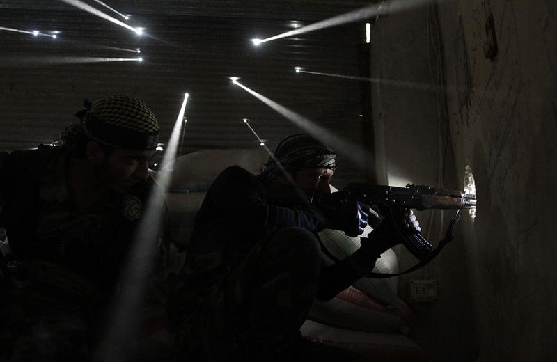 Fotoğraflarla Suriye'de Direniş ve Esed Zulmü 30