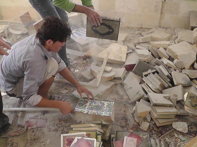 Fotoğraflarla Suriye'de Direniş ve Esed Zulmü 31