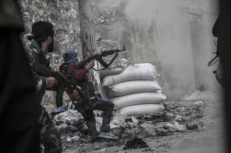 Fotoğraflarla Suriye'de Direniş ve Esed Zulmü 33
