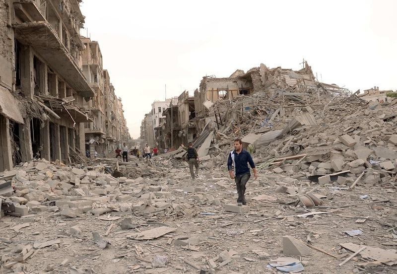 Fotoğraflarla Suriye'de Direniş ve Esed Zulmü 34