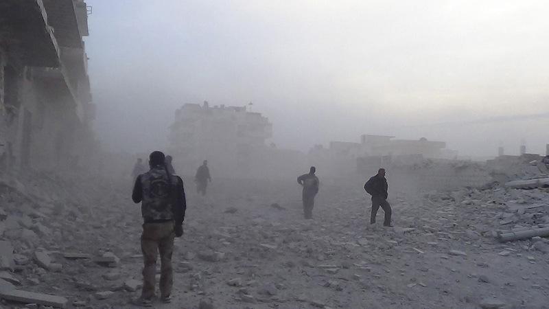 Fotoğraflarla Suriye'de Direniş ve Esed Zulmü 39