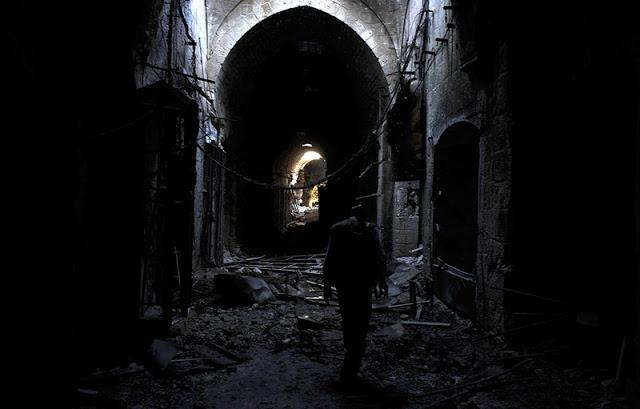 Fotoğraflarla Suriye'de Direniş ve Esed Zulmü 4