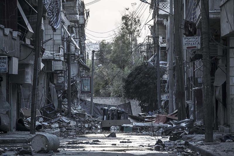 Fotoğraflarla Suriye'de Direniş ve Esed Zulmü 44