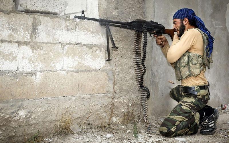 Fotoğraflarla Suriye'de Direniş ve Esed Zulmü 45