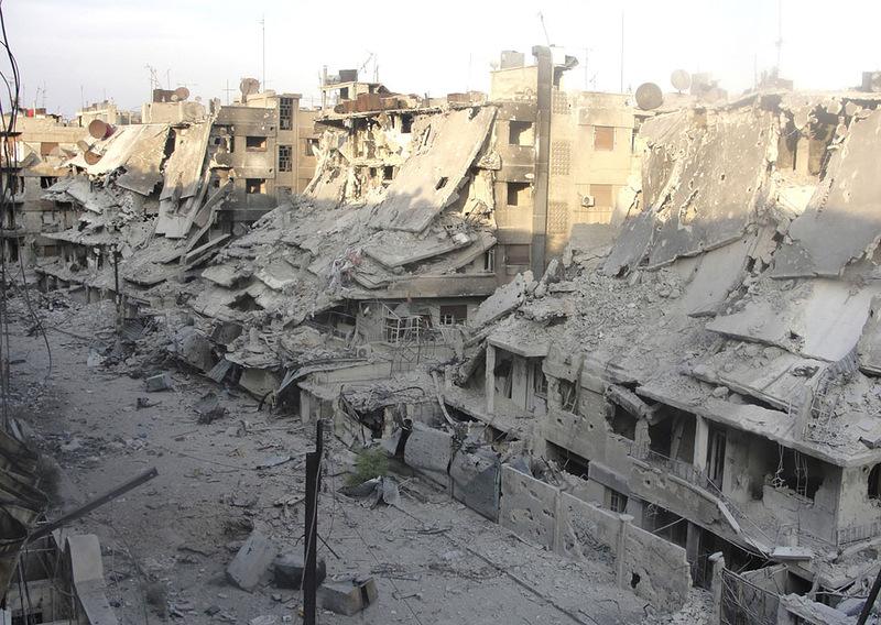 Fotoğraflarla Suriye'de Direniş ve Esed Zulmü 46