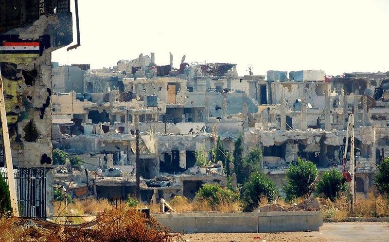Fotoğraflarla Suriye'de Direniş ve Esed Zulmü 48