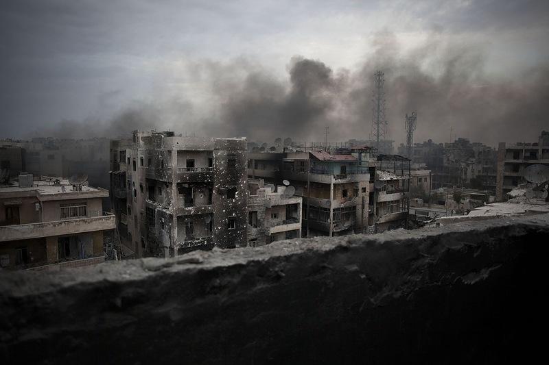Fotoğraflarla Suriye'de Direniş ve Esed Zulmü 49