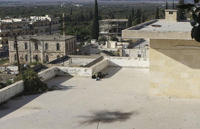 Fotoğraflarla Suriye'de Direniş ve Esed Zulmü 5