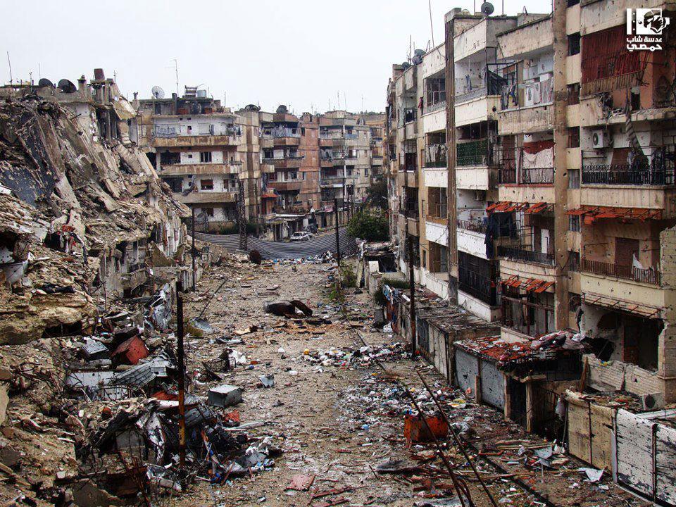 Fotoğraflarla Suriye'de Direniş ve Esed Zulmü 58