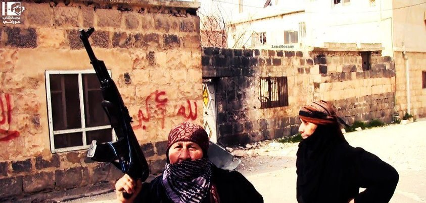 Fotoğraflarla Suriye'de Direniş ve Esed Zulmü 59