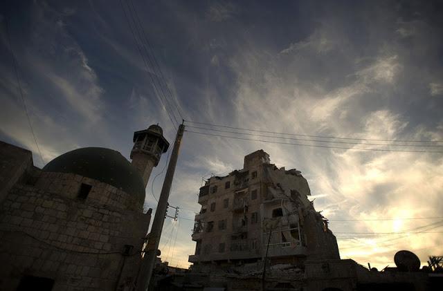 Fotoğraflarla Suriye'de Direniş ve Esed Zulmü 6