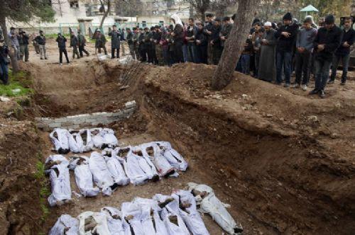 Fotoğraflarla Suriye'de Direniş ve Esed Zulmü 62