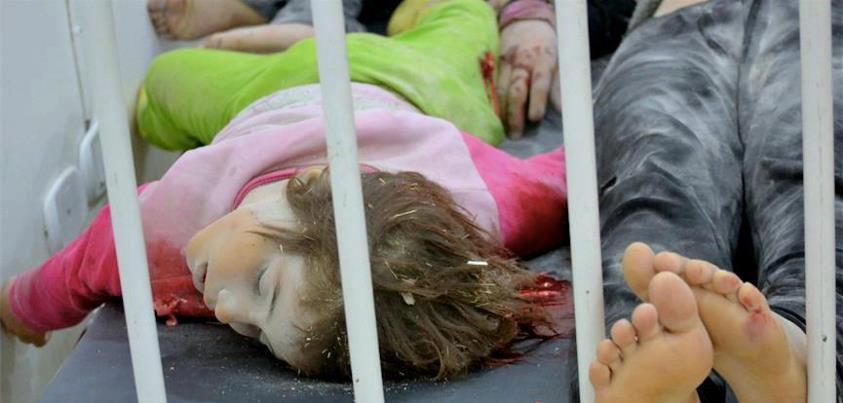 Fotoğraflarla Suriye'de Direniş ve Esed Zulmü 63