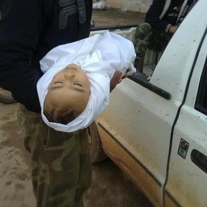 Fotoğraflarla Suriye'de Direniş ve Esed Zulmü 65