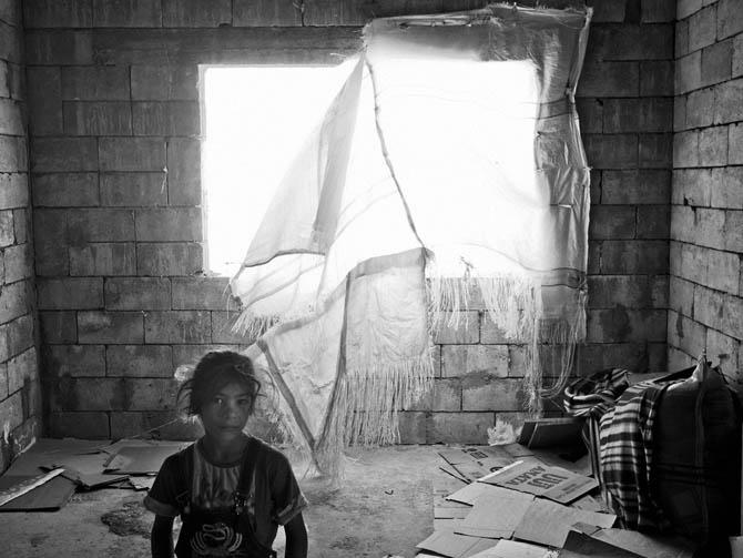 Suriyeden Hüzünlü Çocuk Manzaraları 1