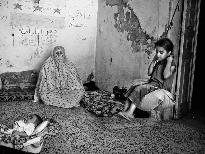 Suriyeden Hüzünlü Çocuk Manzaraları 11