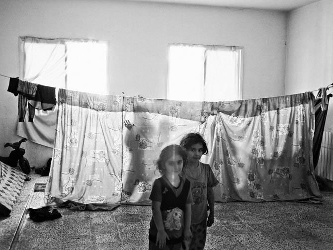 Suriyeden Hüzünlü Çocuk Manzaraları 3