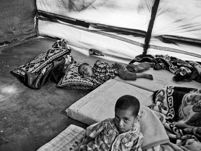 Suriyeden Hüzünlü Çocuk Manzaraları 4