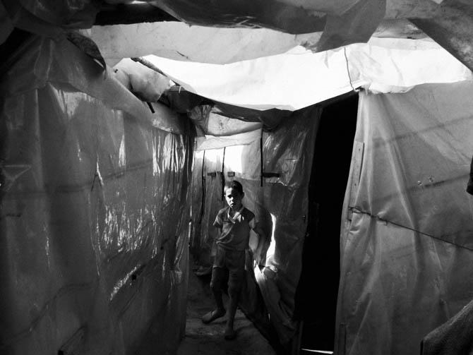 Suriyeden Hüzünlü Çocuk Manzaraları 5