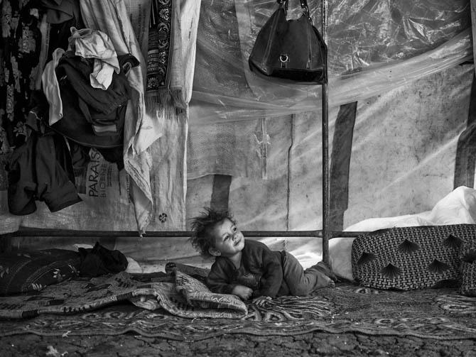 Suriyeden Hüzünlü Çocuk Manzaraları 7