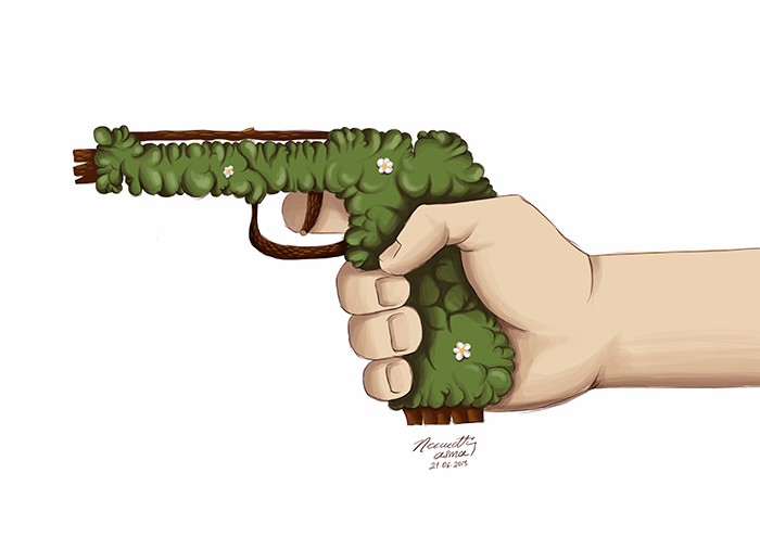 Mesele Ağaç Değil! (Necmettin Asma) 1