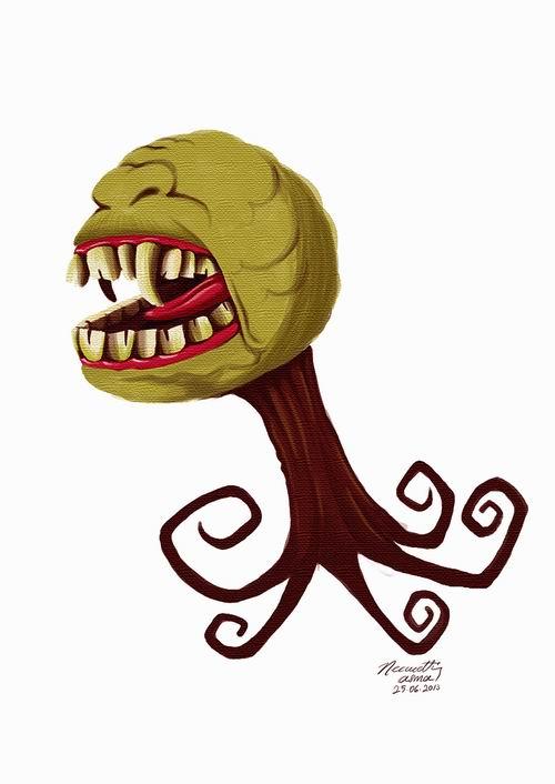 Ağacın Öteki Yüzü / Necmettin Asma 1
