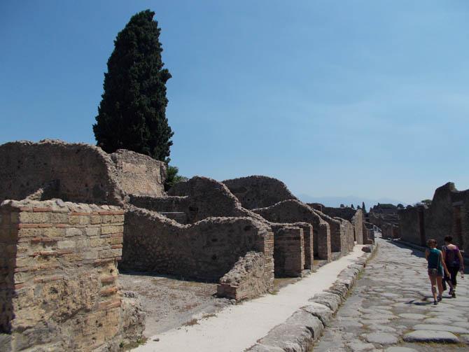 Nehir Aydın Gökdumanın Pompei İzlenimleri (Foto) 10