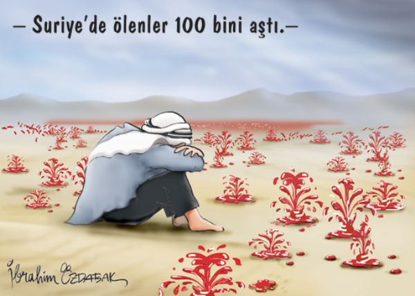 Suriye'nin Çığlığını Duyan Var mı? galerisi resim 1