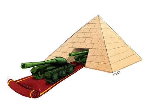 Firavunun Darbesi (Necmettin Asma) galerisi resim 1