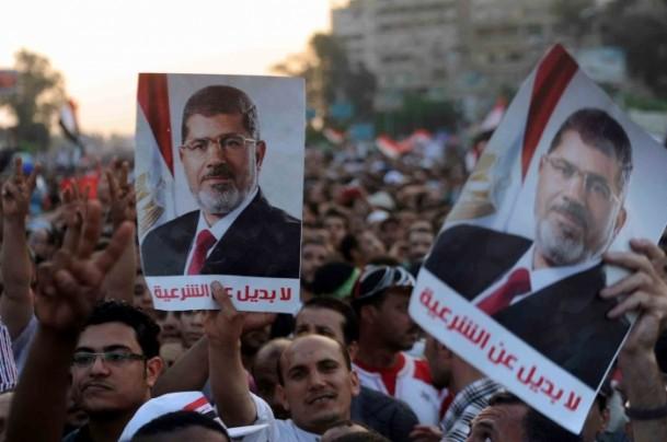 Mısırda Darbeye Karşı Direniş Sürüyor! galerisi resim 1
