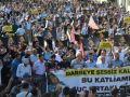 Mısır Cuntasının Katliamı Fatih'te Protesto Edildi