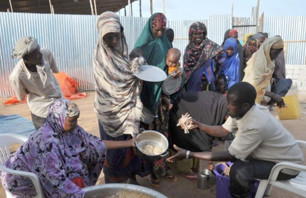 Somali İçin İftar Vakti 13