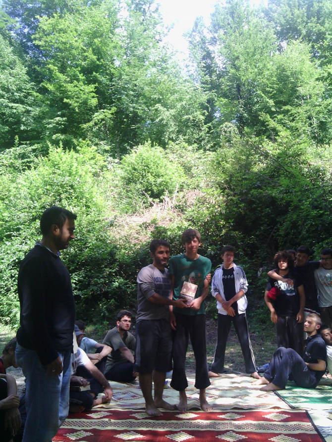 Kdz. Ereğli Yeşil Çadır Kampı galerisi resim 1