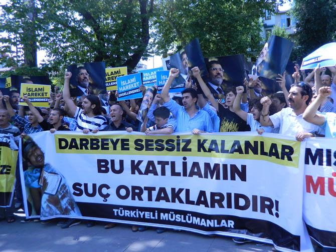 İstanbul'dan Mısır Direnişine Bin Selam 1