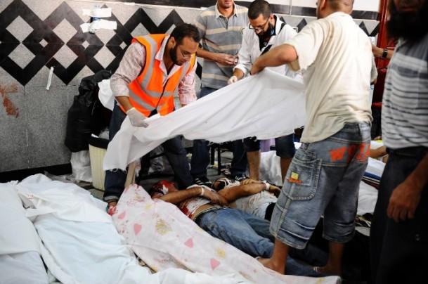 Mısır Adeviyye Meydanında Katliam 1