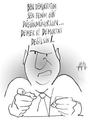 Demokrat / Tan Oral 1