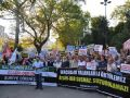 Özgür-Dere Yapılan Saldırılar Protesto Edildi