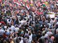 Mısır Katliamı İstiklal Caddesinde Protesto Edildi