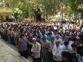 Amasyada Mısır Ordusu Protesto Edildi