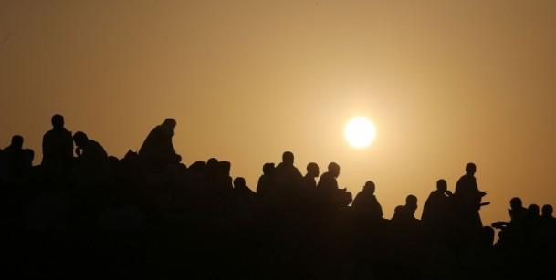 Milyonlar Arafat'ta 1