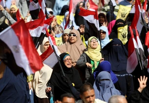 """Mısır'da """"Hesap Görme Cuması"""" Gösterileri 1"""