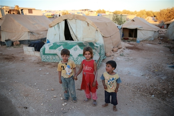 Suriyeliler Açlığa Mahkum! galerisi resim 1