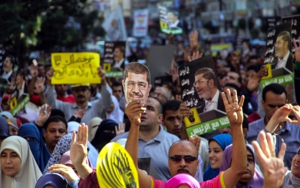 Mısır'da Darbe Karşıtı Cuma Gösterileri: 4 Şehit 1