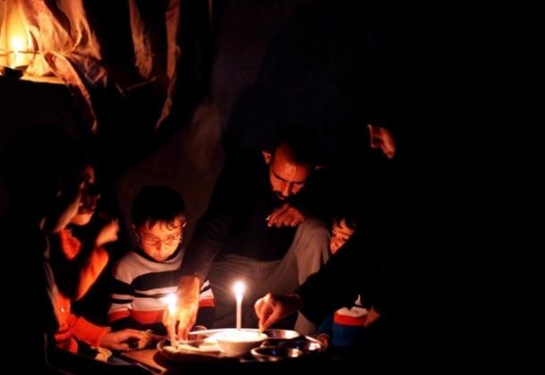 Gazze'de elektrik sıkıntısı 1