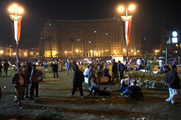 Mısır'da Muhammed Mahmud Olaylarının yıl dönümü galerisi resim 1