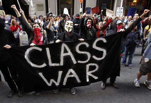 Wall Streeti İşgal Et Ateşi Batıyı Sarıyor 11