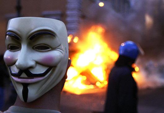 Wall Streeti İşgal Et Ateşi Batıyı Sarıyor 6