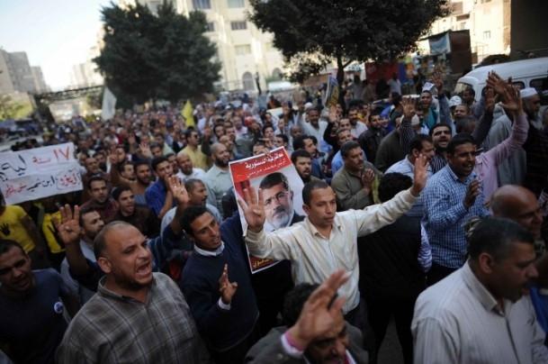 Darbe Karşıtları Rabia Katliamının 100. Gününde Meydanlarda 1
